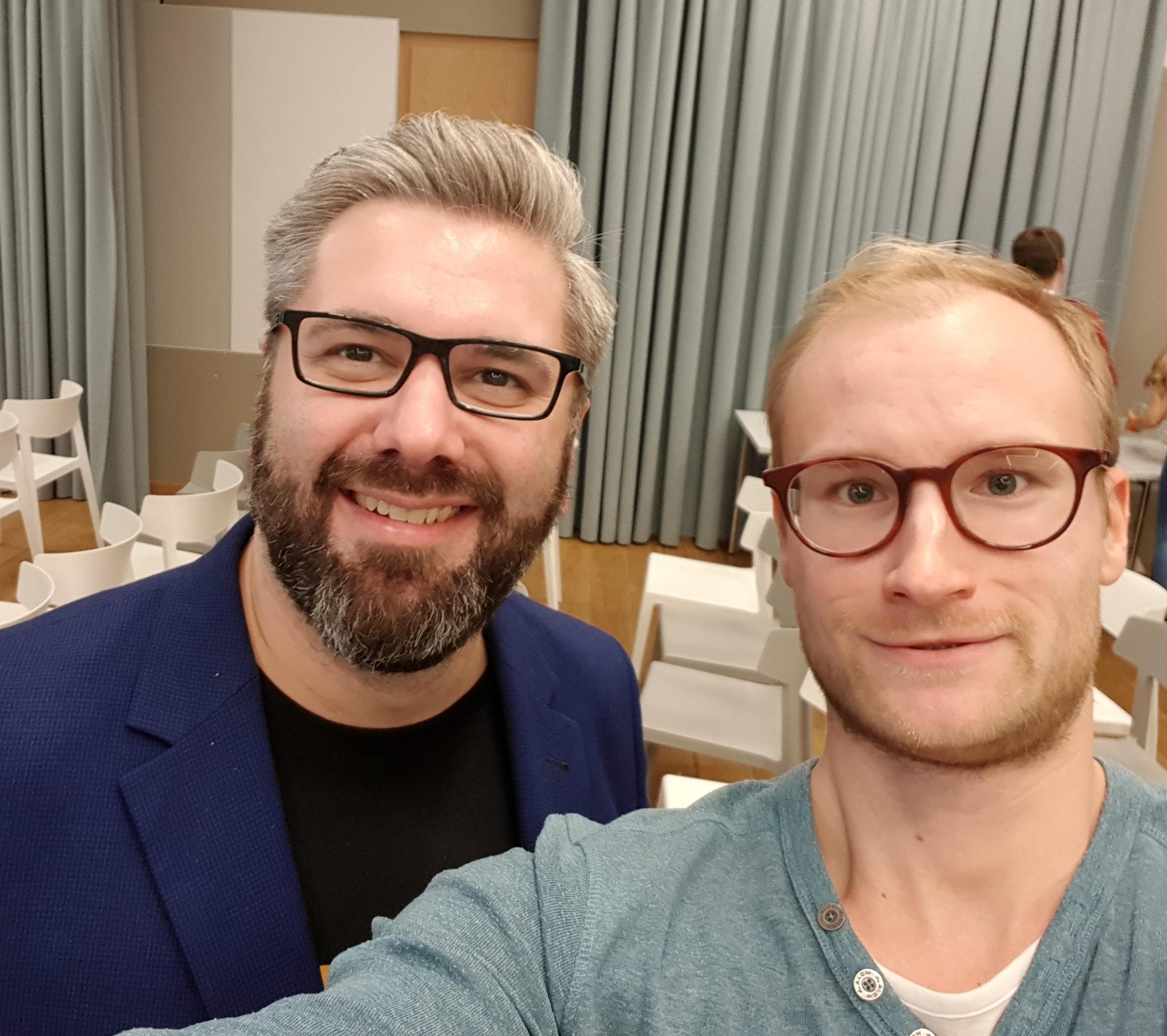 Podcast z Pawłem Tkaczykiem