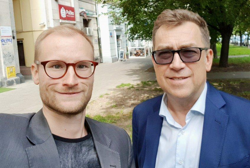Maciej Orłoś Sztuka gadania